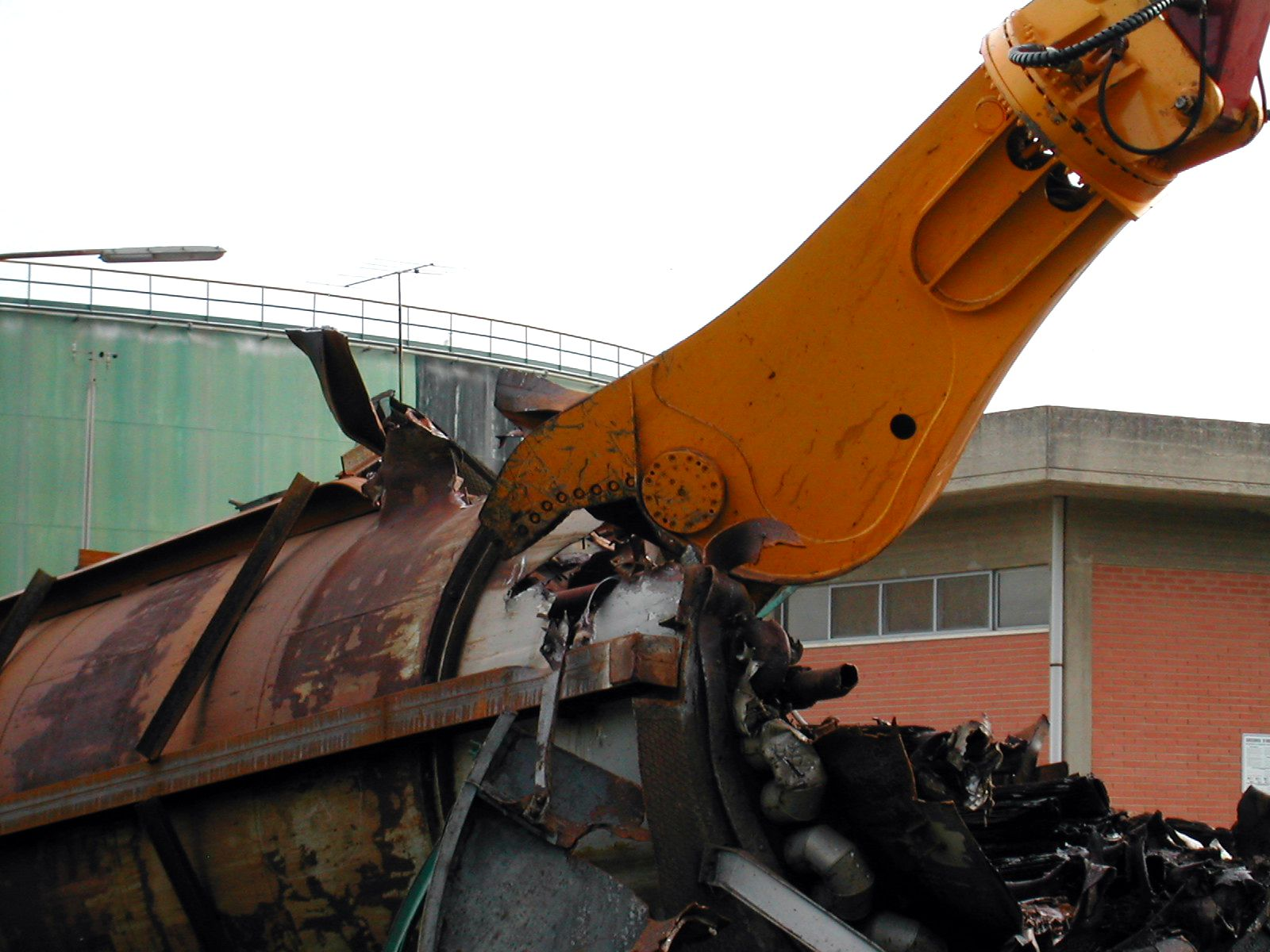 Echokal. Demolizioni industriali