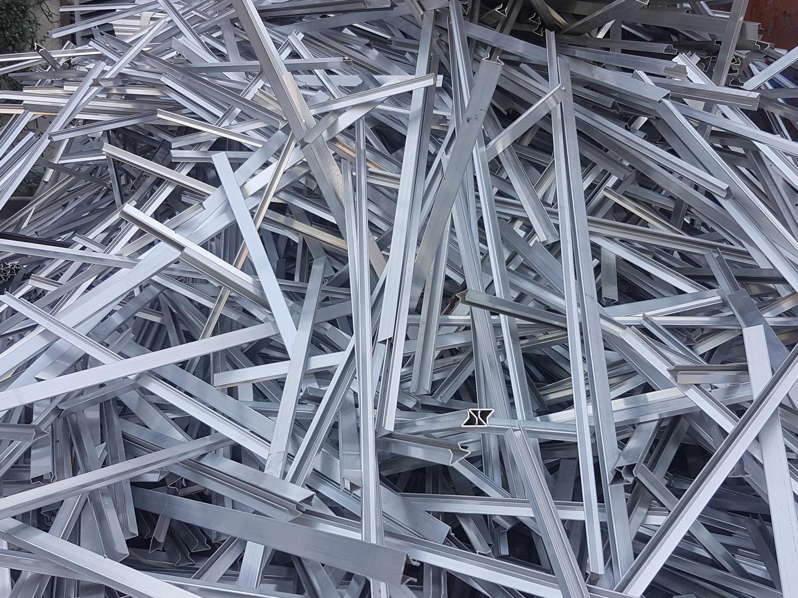 Echokal. Impianto. Alluminio