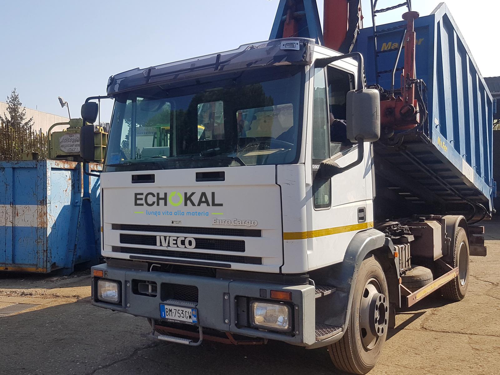Echokal. Noleggio cassoni e container